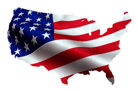 kaart-van-de-amerikaanse-v-s-met-golvende-vlag-op-achtergrond-de-verenigde-staten-van-amerika-80231525